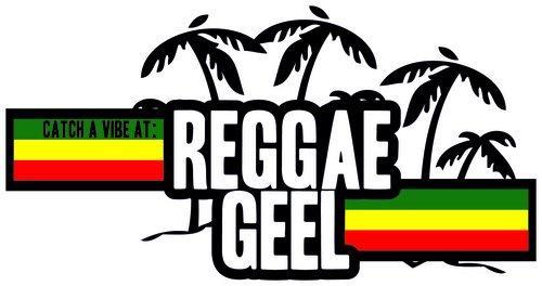 logo Festival reggae geel