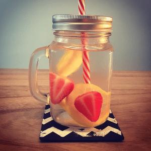 detox-water-aardbei-citroen-fibromyalgieblog