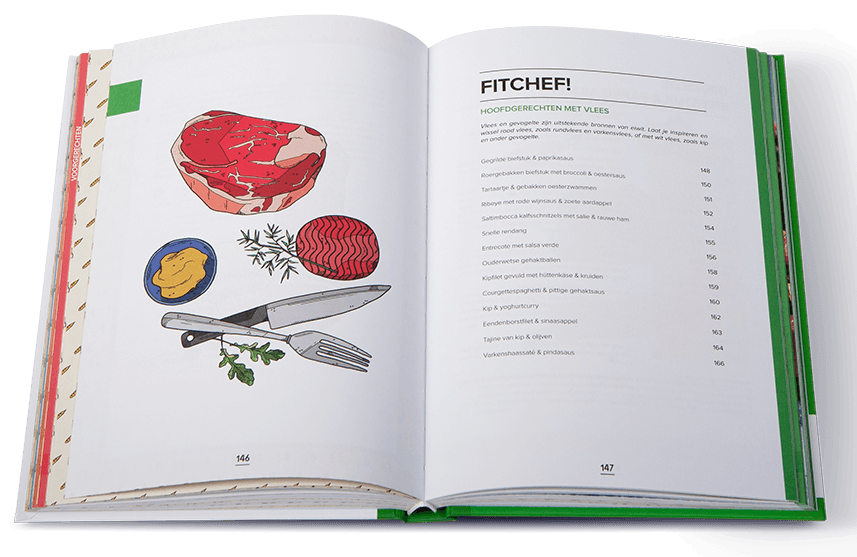 Kookfboek-Fitchef-gezonde-levensstijl-open