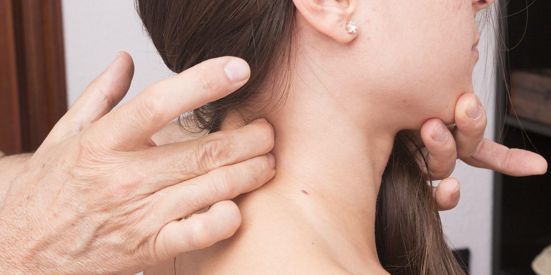 Tenderpoints fibromyalgie