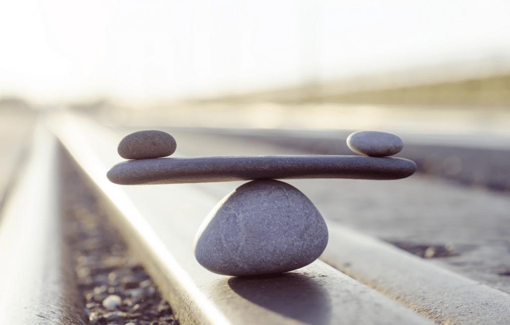 fibromyalgie en werken in de zorg - fibromyalgieblog - balans