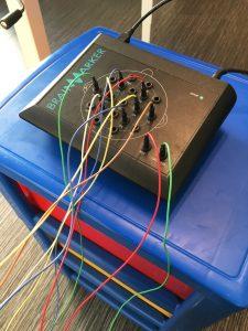 Neurofeedback monitor
