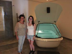 Floaten floathouse fibromyalgie