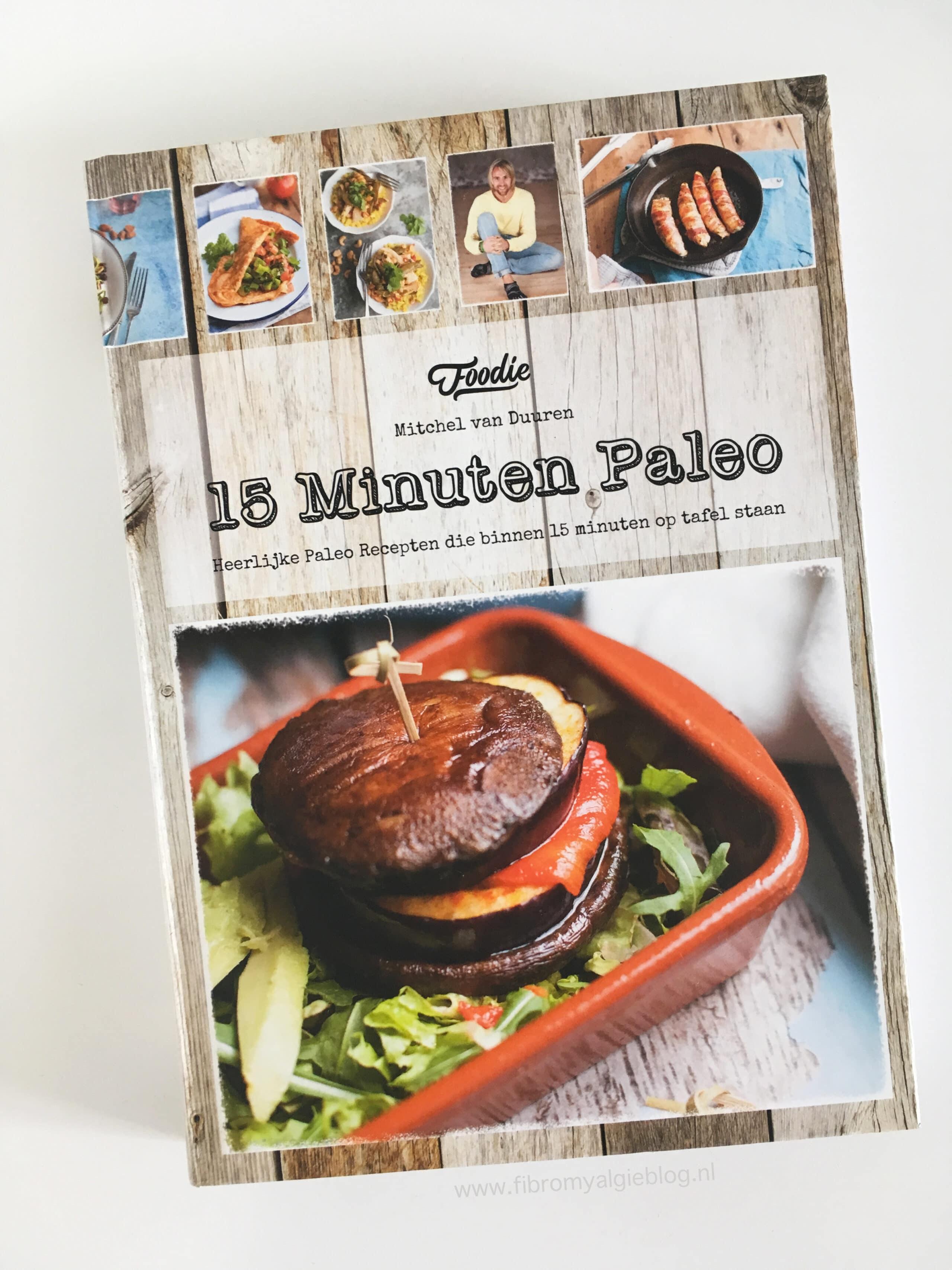15-minuten-Paleo-kookboeken