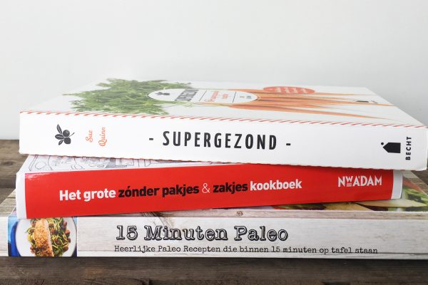Gezonde kookboeken Fibromyalgieblog