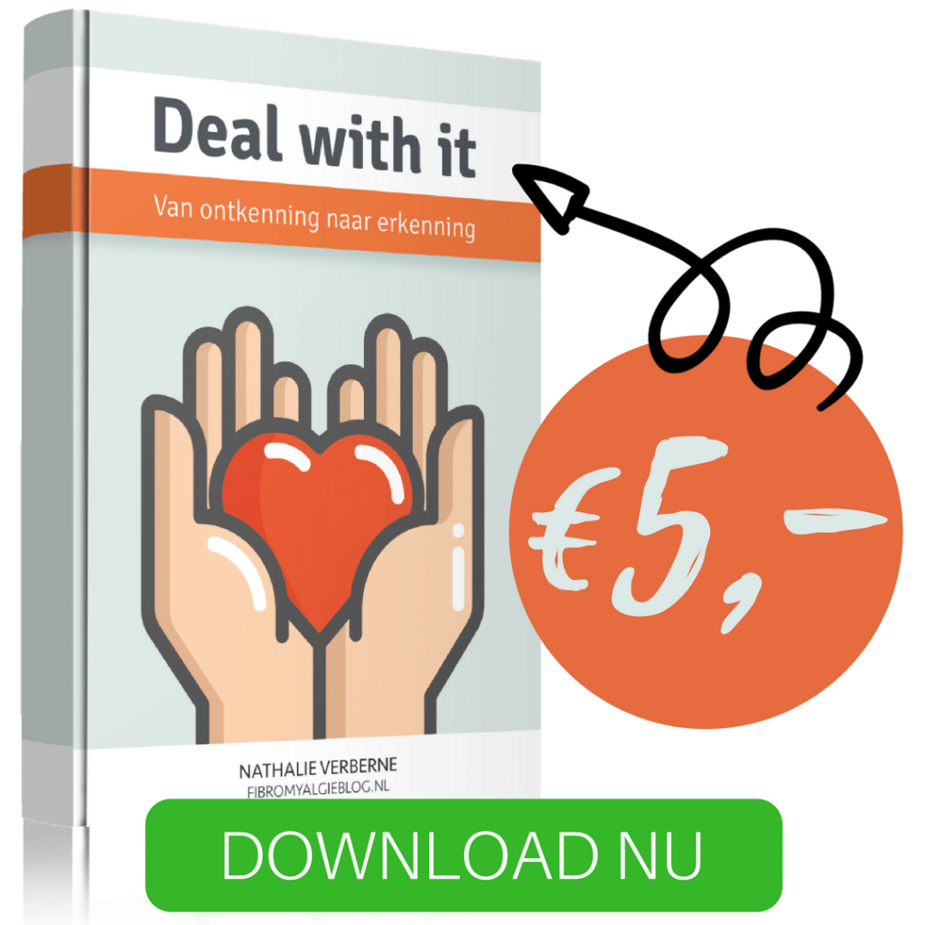 deal with it ebook accepteren fibromyalgie