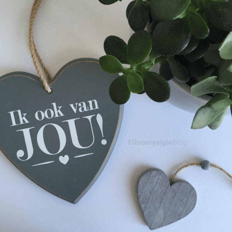 Liever voor jezelf - fibromyalgieblog