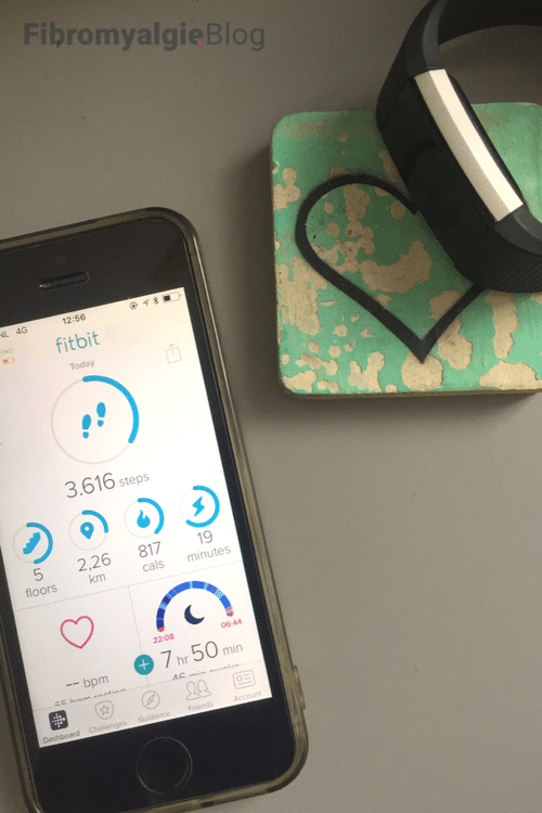 Fitbit Charge 2 review app