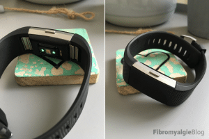 Fitbit Charge 2 review front-back