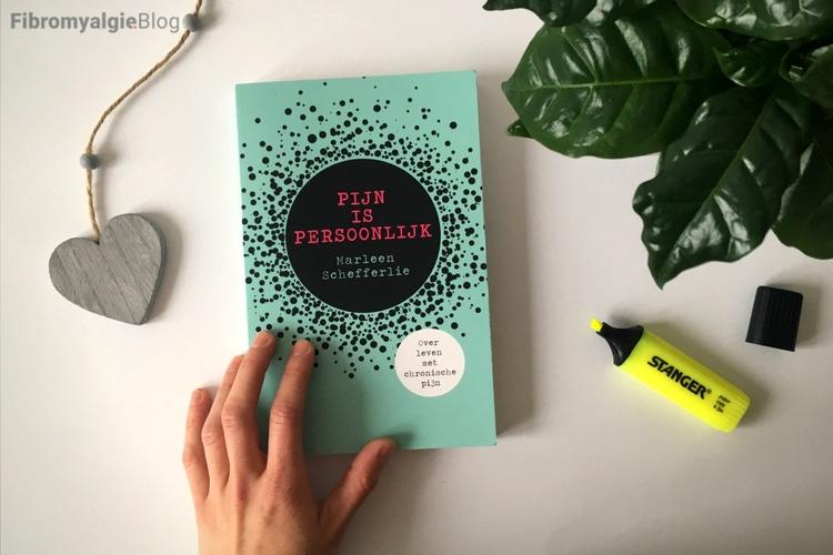 Pijn is persoonlijk - boek