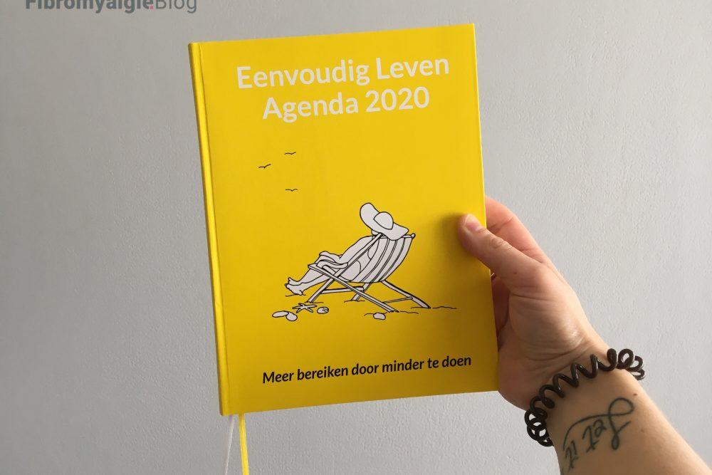 Eenvoudig leven agenda review