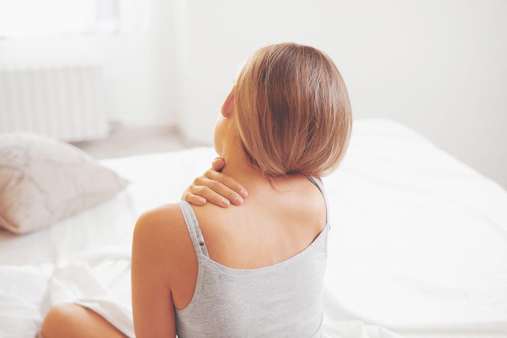spierspanning fibromyalgie
