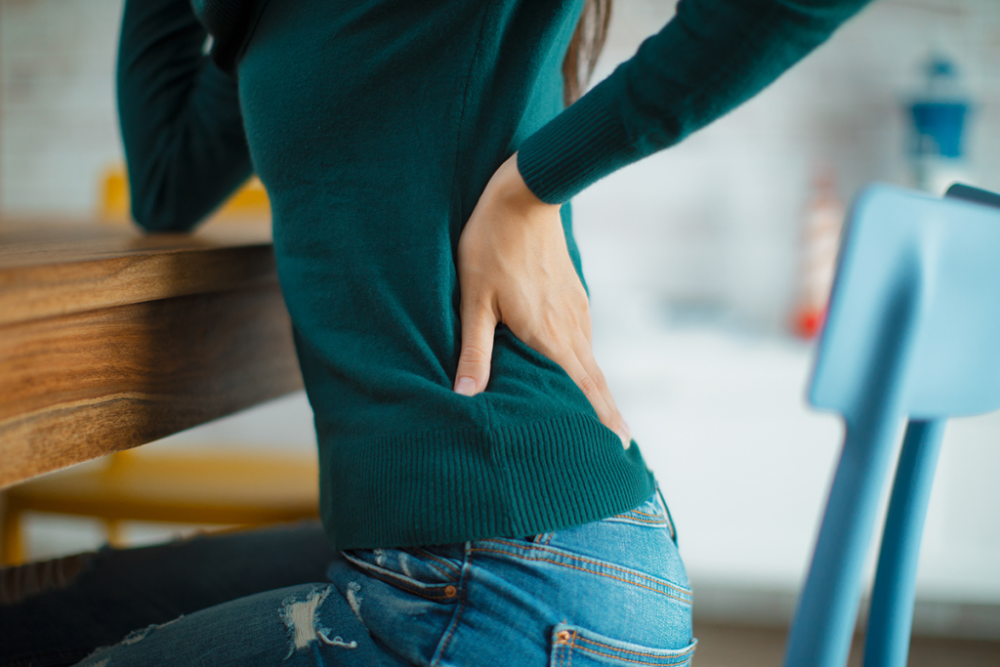 lage rugpijn tips