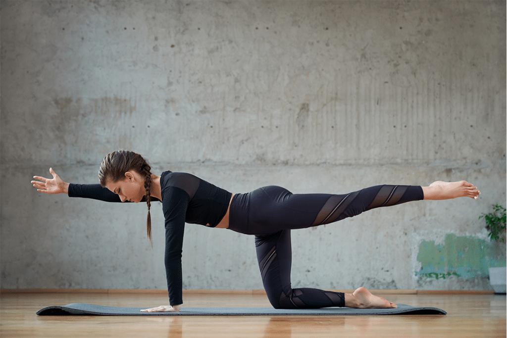 oefeningen lage rugpijn