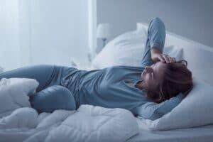 slecht slapen pijn